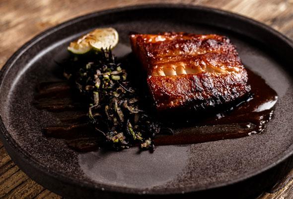 black cod ramusake