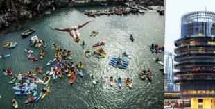 Cliff Diving featured