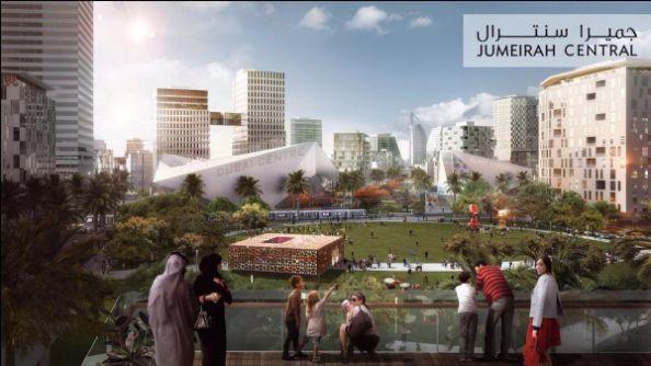 jumeirah central