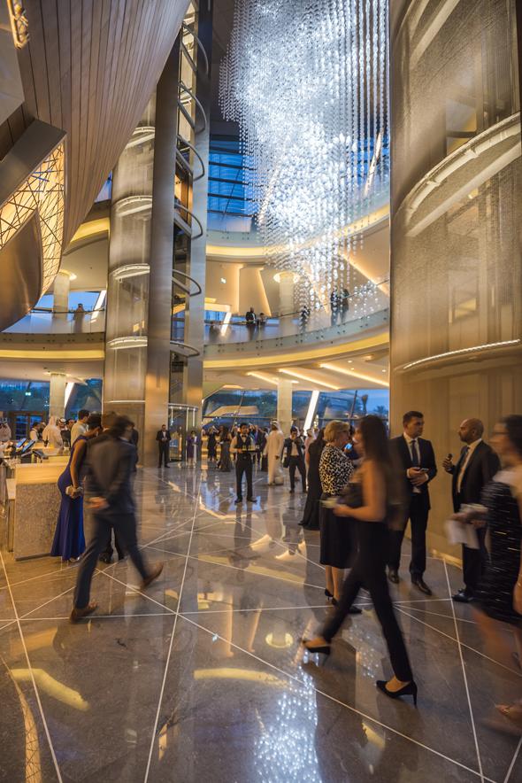Dubai Opera interior