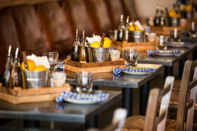 Eat Greek Table Setting