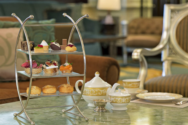 The Ritz-Carlton Abu Dhabi Alba Afternoon Tea