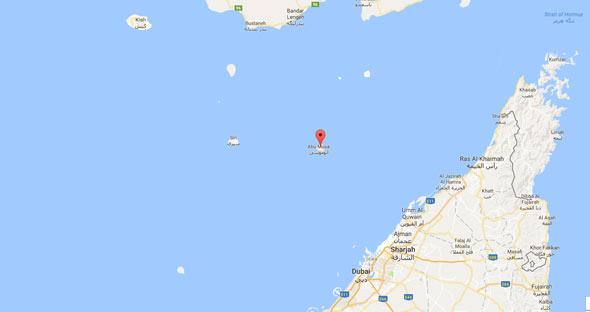 abu-musa-island