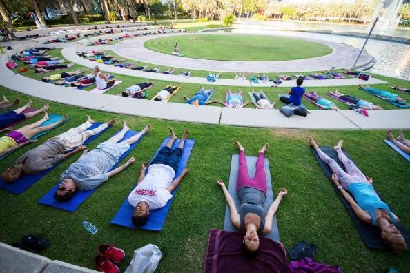 yogafest dubai