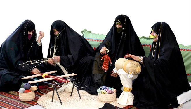 Al Ghadeer UAE Crafts1