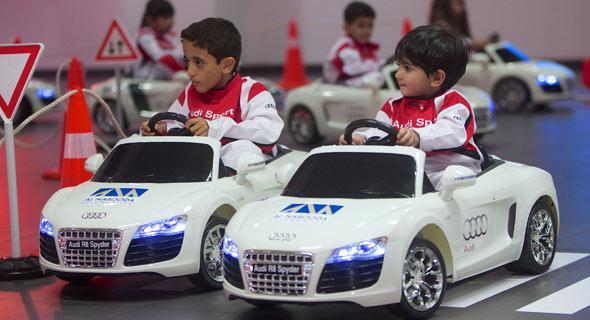 Al-Nabooda-Audi-kids-driving-experience-3