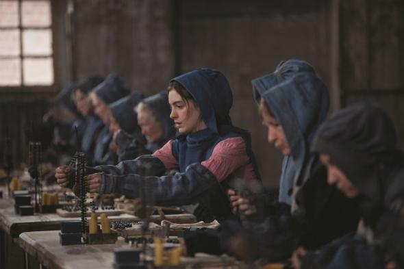 Anne Hathaway fantine