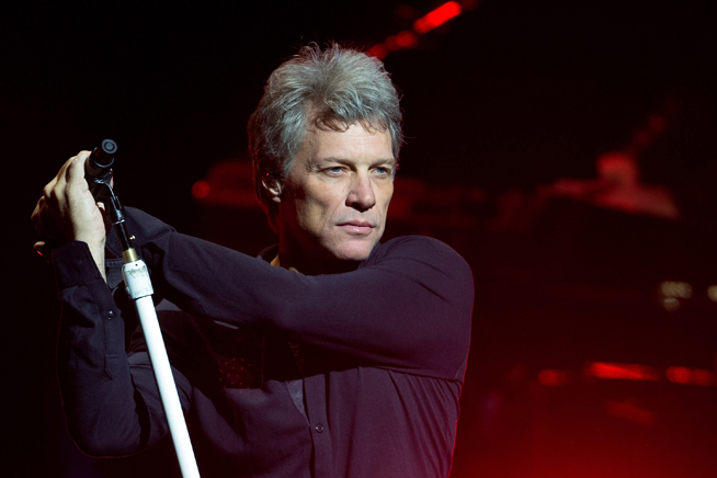 "Bon Jovi Debut New Album - ""This House Is Not For Sale"""