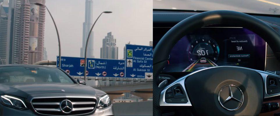 Dubai Datangkan 50 Mobil Swakemudi untuk Armada Taksinya