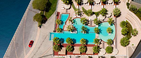 InterContinental-DFC-Pool