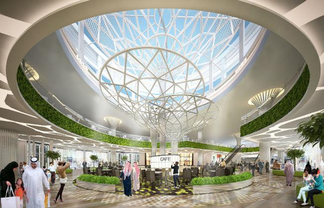 Marina Mall Extension_