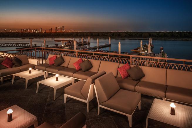 BOA Steakhouse Terracers