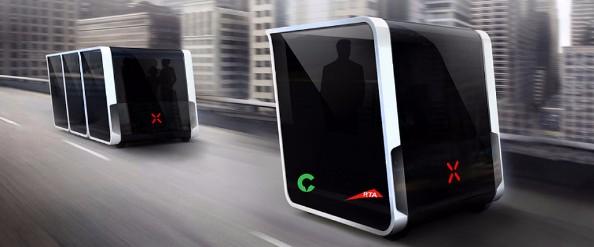 self driving taxi dubai