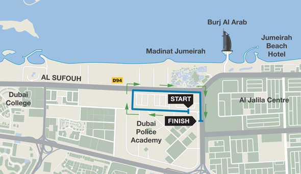 four-km-run