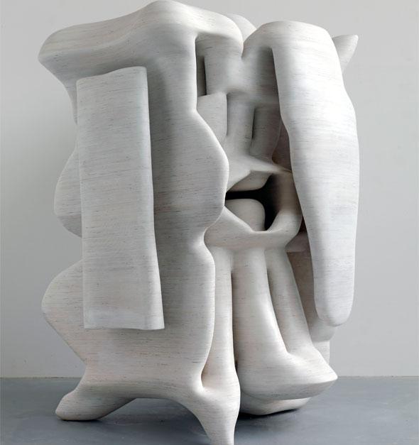 tony cragg, sculptures, art gallery