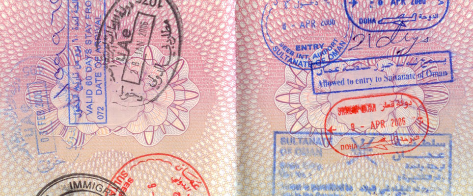 Uae Visa Stickers In Your Passport Could Soon Be A Thing