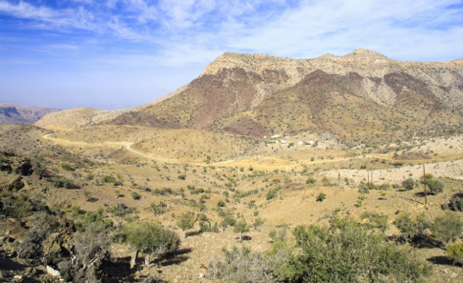 Hajar Mountains (Getty Images)