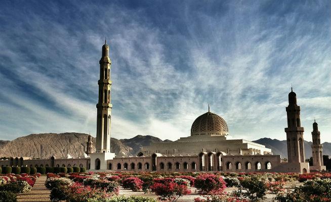 Sultan Al Qaboos Mosque