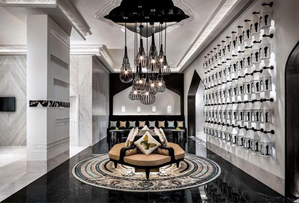 lobby fairmont fujairah