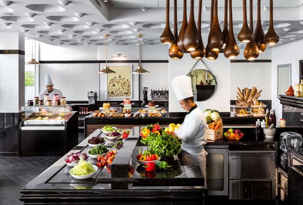 restaurant fairmont fujairah
