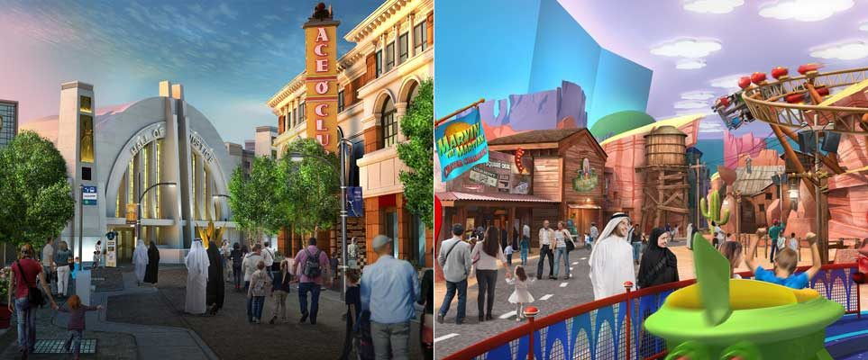 Warner Bros World Abu Dhabi on track for 2018 opening - What's On