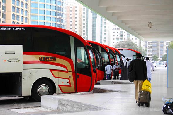 etihad free bus from dubai to abu dhabi