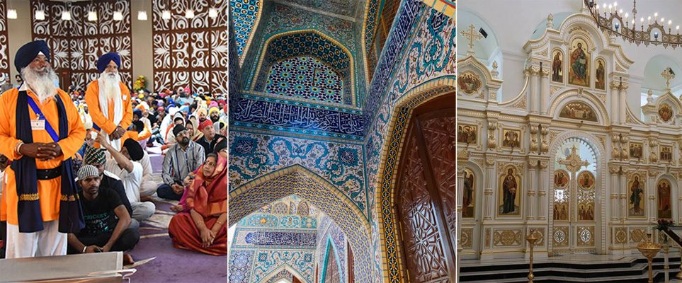 WATCH: Six amazing places of worship in Dubai & Sharjah