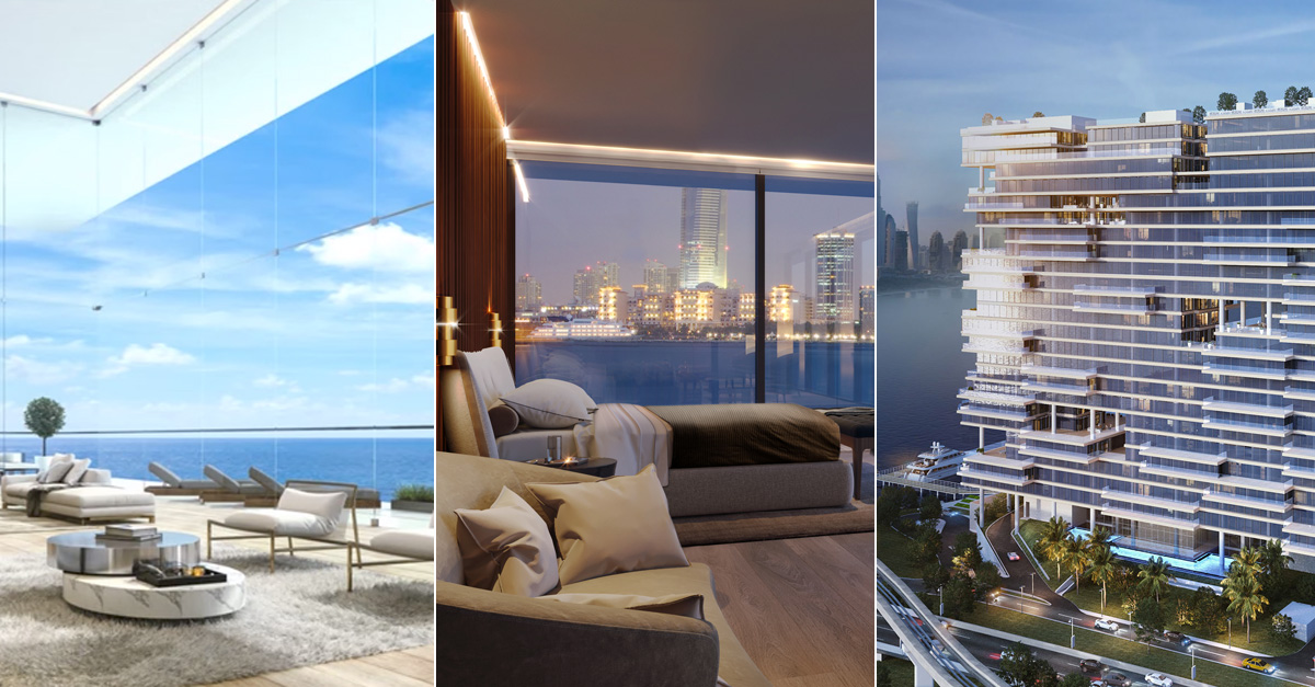 Dubai S Most Expensive Penthouse Has Sold For Dhs102 Million