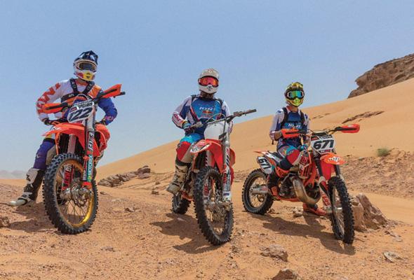 7 of the best desert adventures to try in Dubai