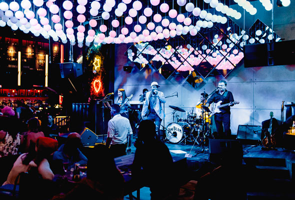 10 Of The Best Places To Catch Live Music In Dubai