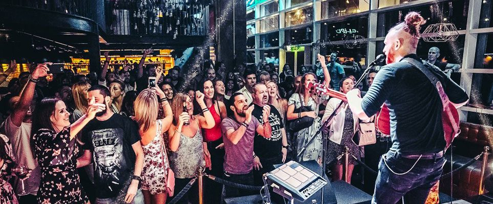 11 of the best places to catch live music in Dubai