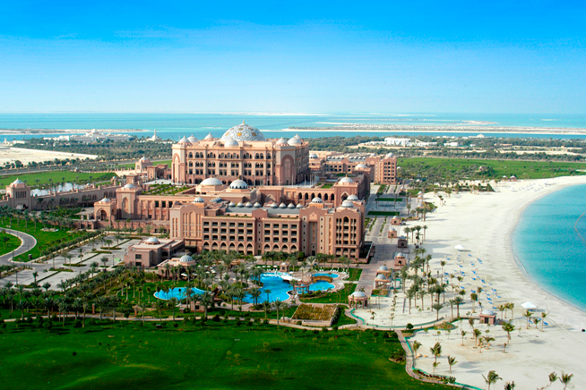 The Beach Club At Emirates Palace