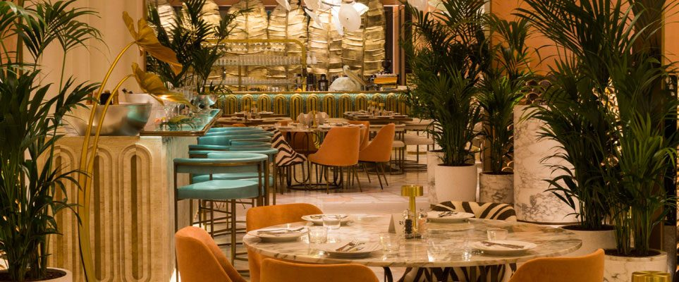 Review Flamingo Room A New Concept By The Tashas Cafes Team