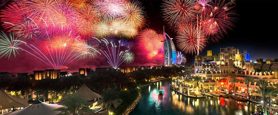 Fireworks in Dubai: Here's where you can find them this NYE