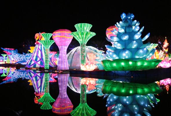 Dubai Garden Glow Is Now Open For The New Season