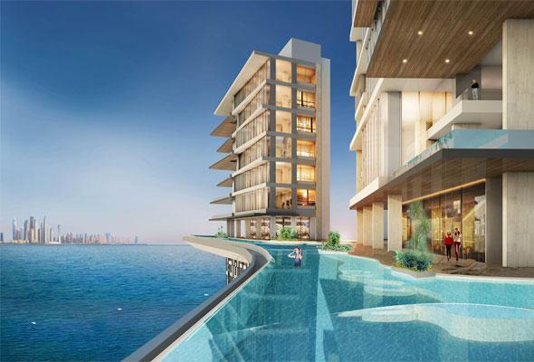 4 Incredible Infinity Pools Set To Make A Splash In Dubai