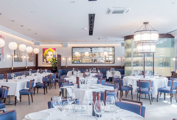 First look: Funky new seafood restaurant Crazy Fish comes to ...
