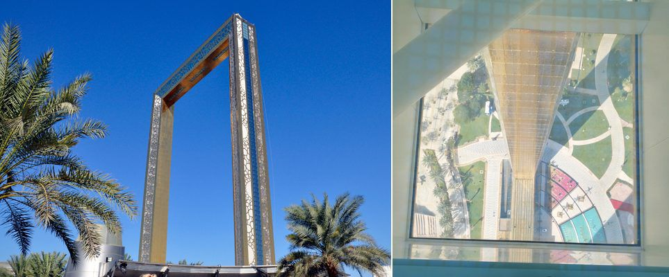 A Visitor S Guide To Dubai Frame What S On Dubai