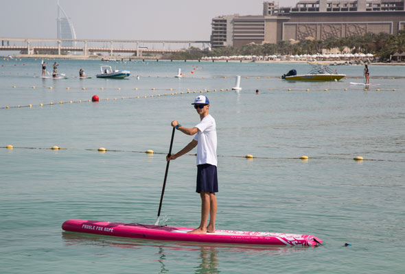 Here are all the free classes at this year's Try Dubai