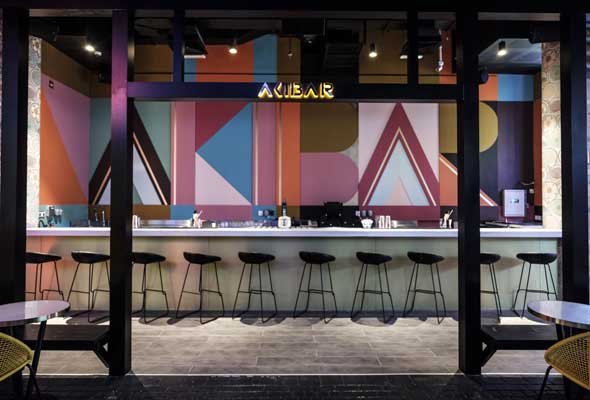 A Funky New Japanese Street Food Spot Is Opening In D3