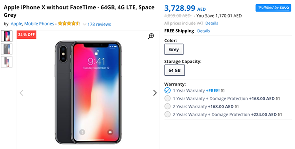 These are the five best tech bargains from Souq com's 3-Day Super