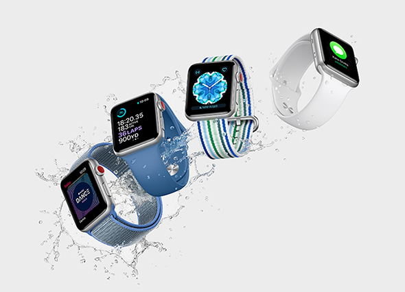 Apple's cellular Apple Watch Series 3 is finally available in the