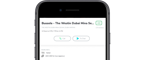 App of the Week: Flochat - What's On Dubai