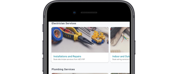 App of the Week: ServiceMarket - What's On Dubai