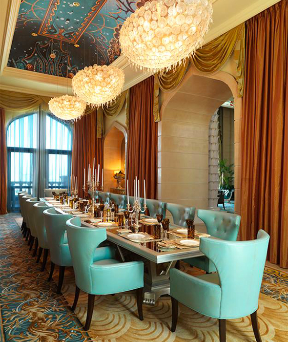 Two Bedroom Suites In New Orleans: Dubai's Swankiest Suites: Inside The City's Most Expensive