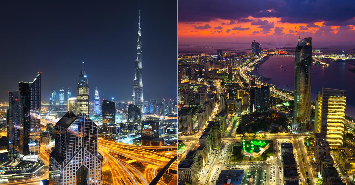 Dubai and Abu Dhabi are no longer among the world's most