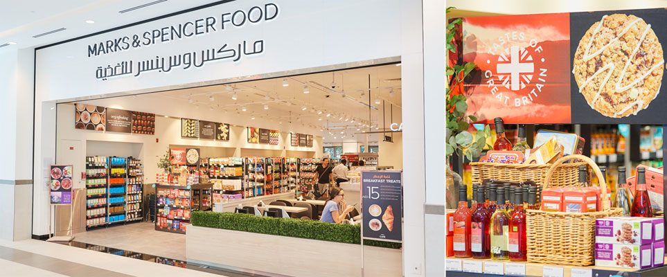 A Second Marks And Spencer Food Is Now Open In Dubai