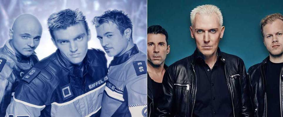 Scooter and Eiffel 65 to perform at Dubai music festival