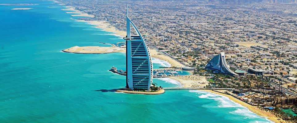 Burj Al Arab Became The Seven Star Hotel