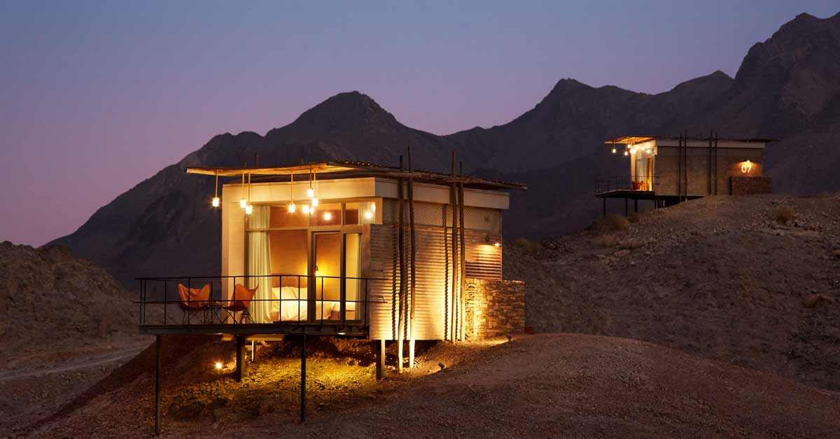 Hatta Has A Stunning New Glamping Retreat